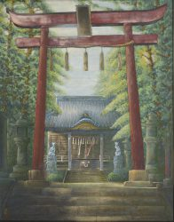 白笹稲荷神社(秦野)小野塚輝男