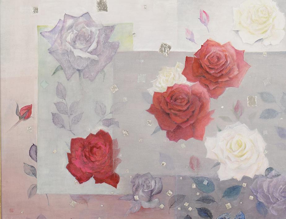 薔薇の頁 大野紫陽